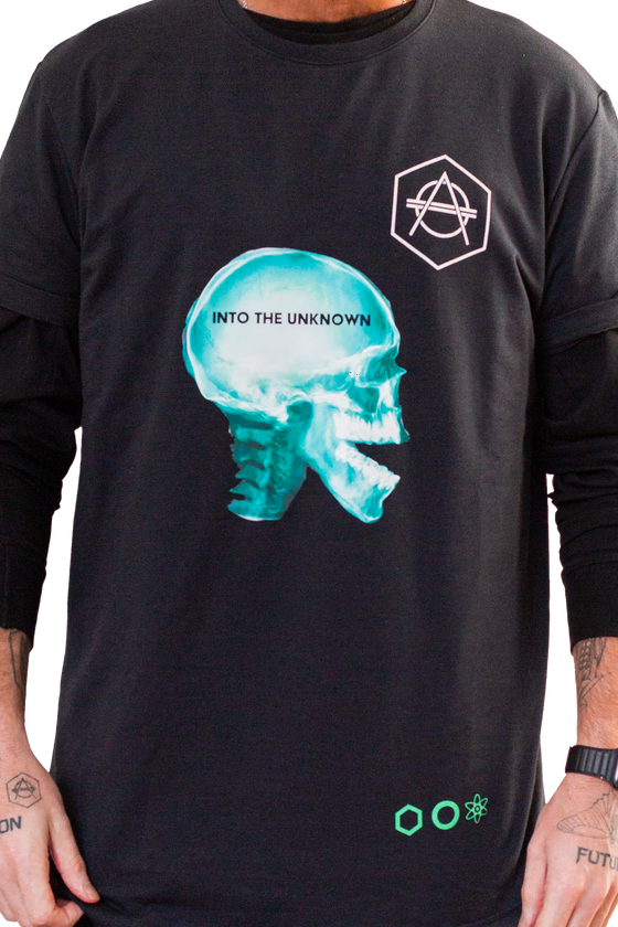 "Hexagon Limited ""Into The Unknown""  Tee"