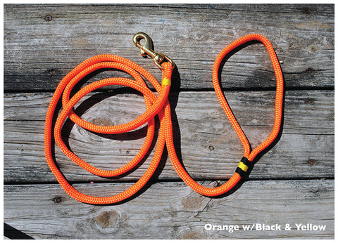Maine Rope Dog Leashes