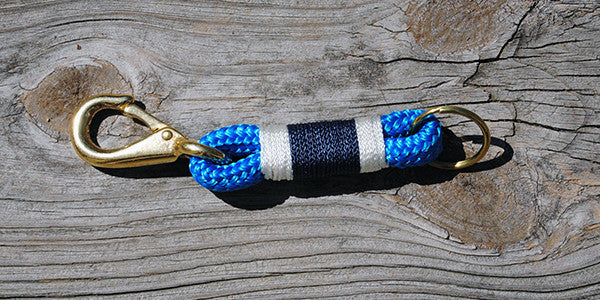 Maine Rope Key Chains
