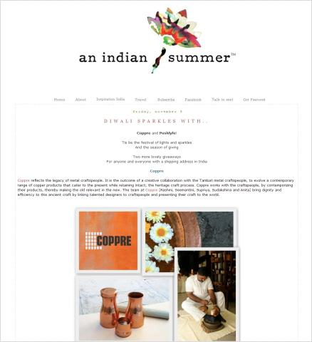 An Indian Summer