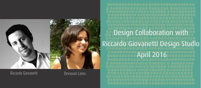 Designed in collaboration with Riccardo Giovanetti Design Studio April 2016