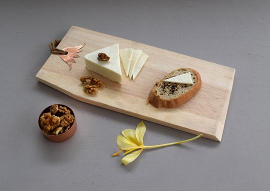 Cheddar Relish Cheese Board