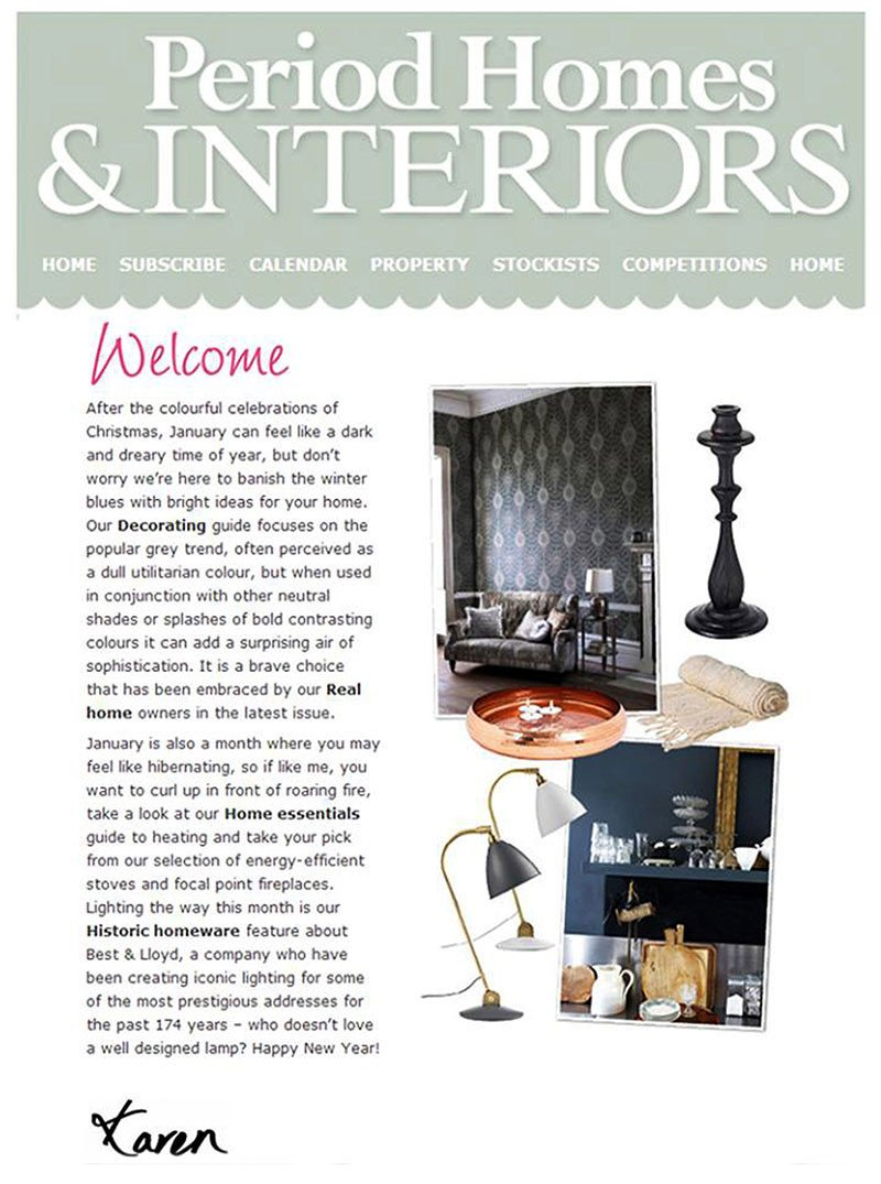 Period Homes & Interiors