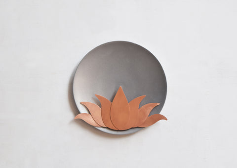Lotus Wall Disc