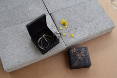 Bidri Miniature Box - Sona