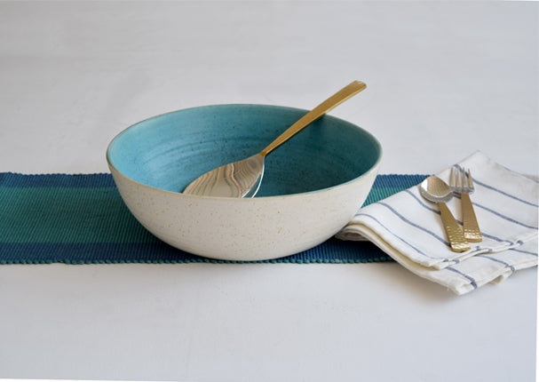Tulsi Ceramic Rice Bowl
