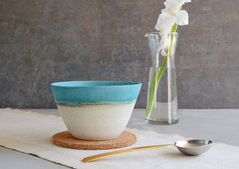 Tulsi Ceramic Curry Bowl