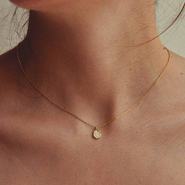 Collier Roma - Or - Majolie