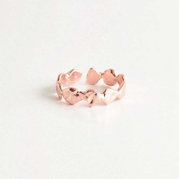 Bague Tilda - Or Rose