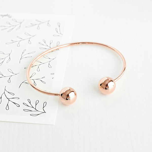 Bangle Mira - Or Rose