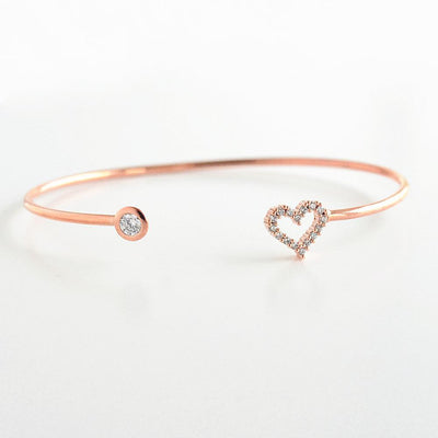 Bracelet Valentina - Or Rose