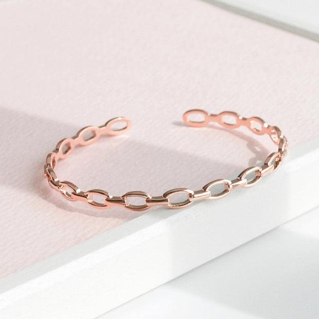 Bracelet Yva - Or Rose - Majolie