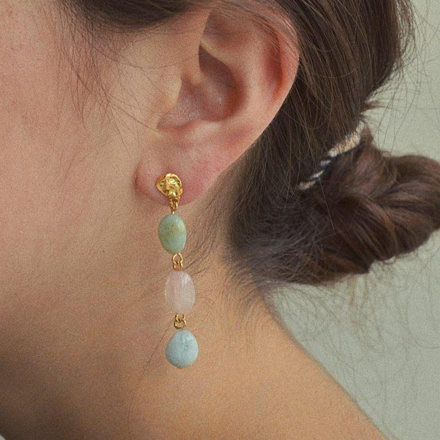 Boucles Enora - Or