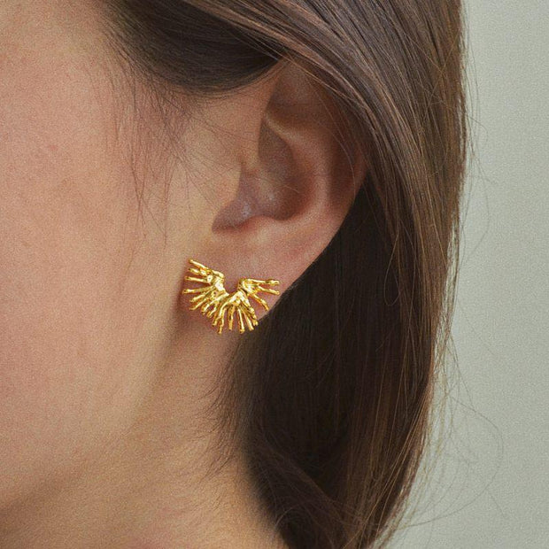 Boucles Ivana - Or