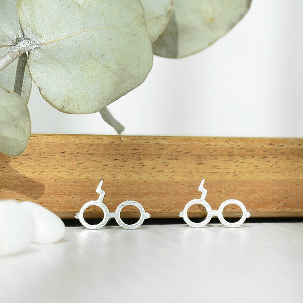 Boucles Harry Potter - Argent