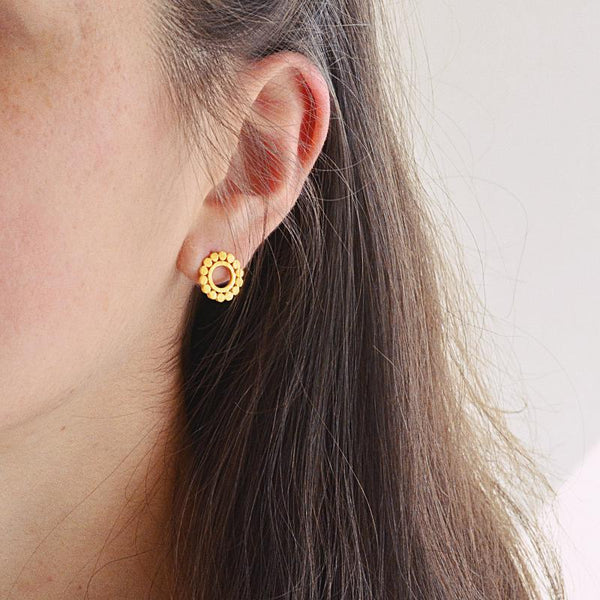 Boucles Maia - Or