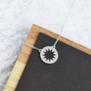 Collier Paloma - Argent