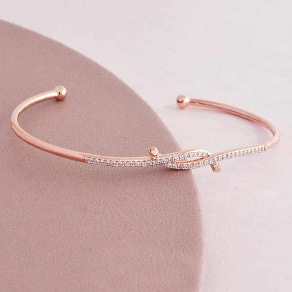 Bracelet Amaya - Or Rose