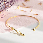 Bracelet Love Wire - Or