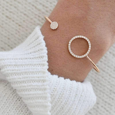 Bracelet Stella - Or Rose