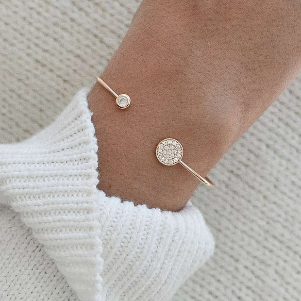 Bracelet Thalia - Or Rose