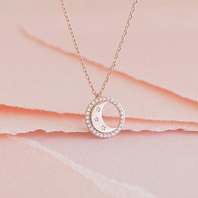 Collier IOANA - Or Rose