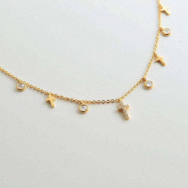 Collier Layla - Or