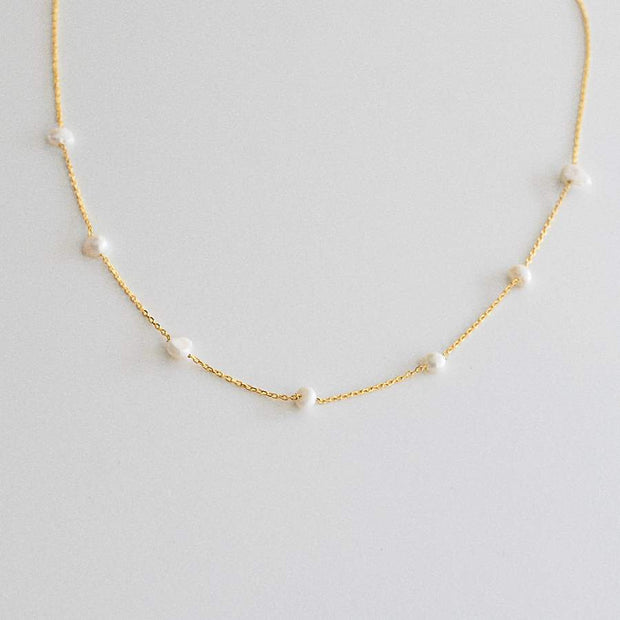 Collier Perla - Or