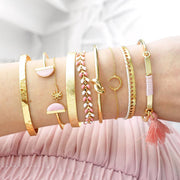 Bracelet Noeud - Or
