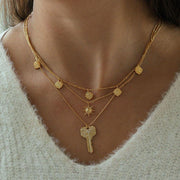 Collier Clef - Majolie