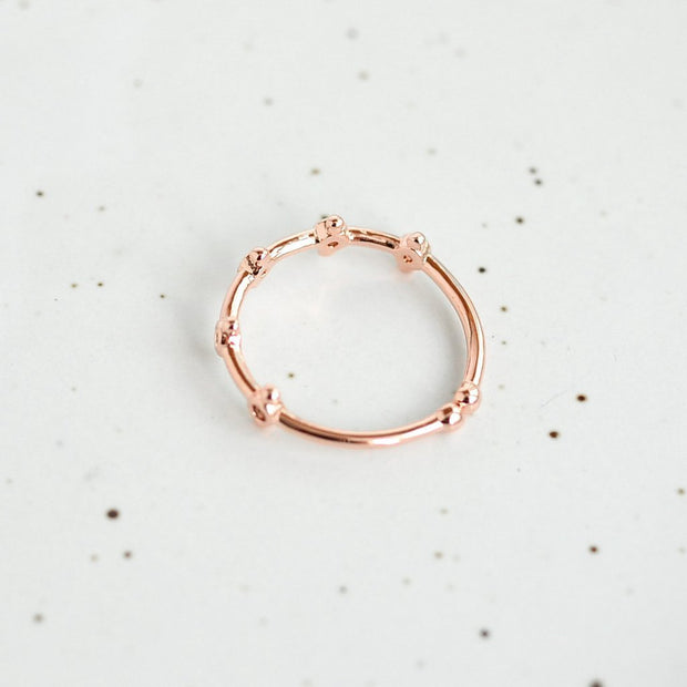 Bague Andrea - Or Rose