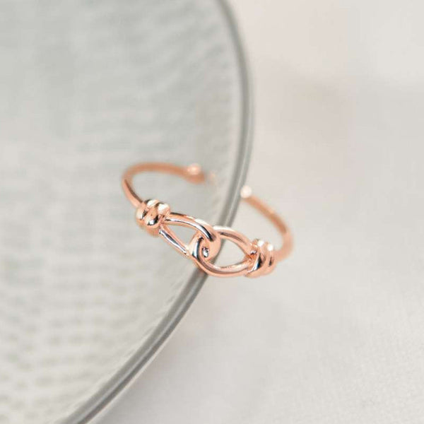 Chance Rose Gold Ring