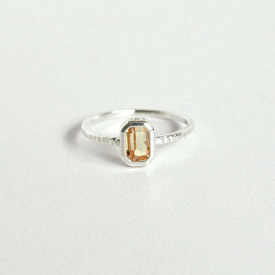 Bague Geya - Crystal Cannelle