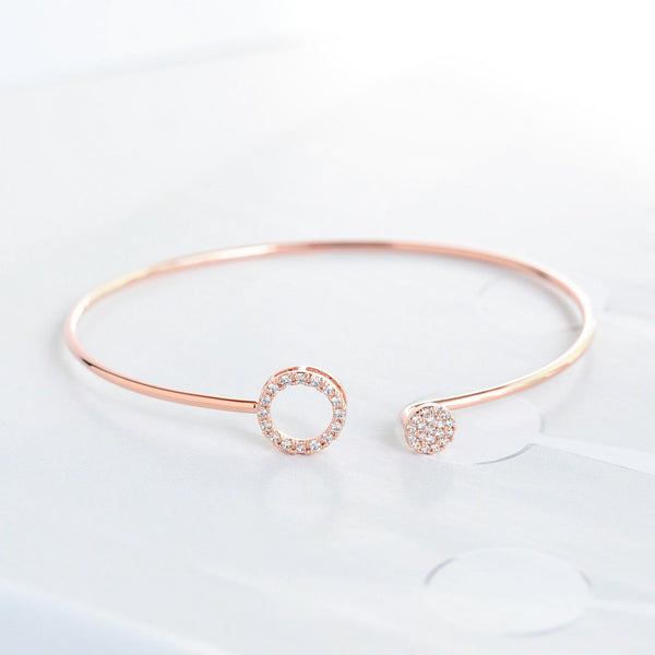Bracelet Eclipse - Or Rose