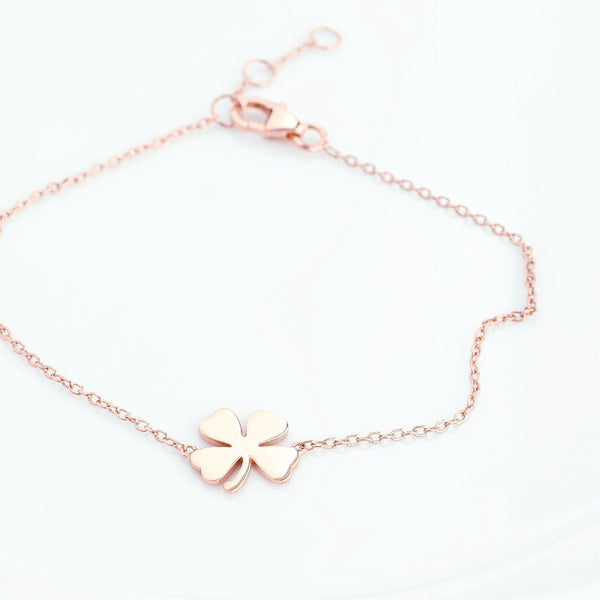 Bracelet Lucky - Plaqué Or Rose 18K