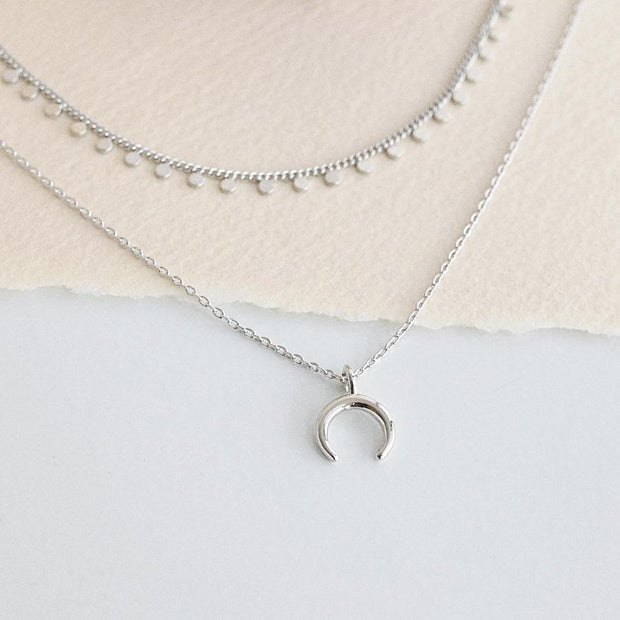 Collier Galina - Argent - Majolie