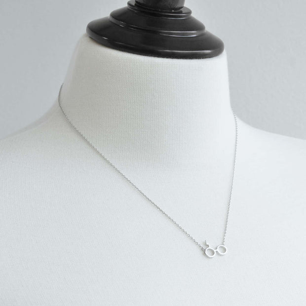Collier Harry Potter - Argent