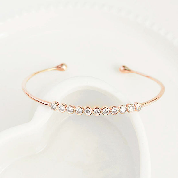 Bracelet Loma - Or Rose