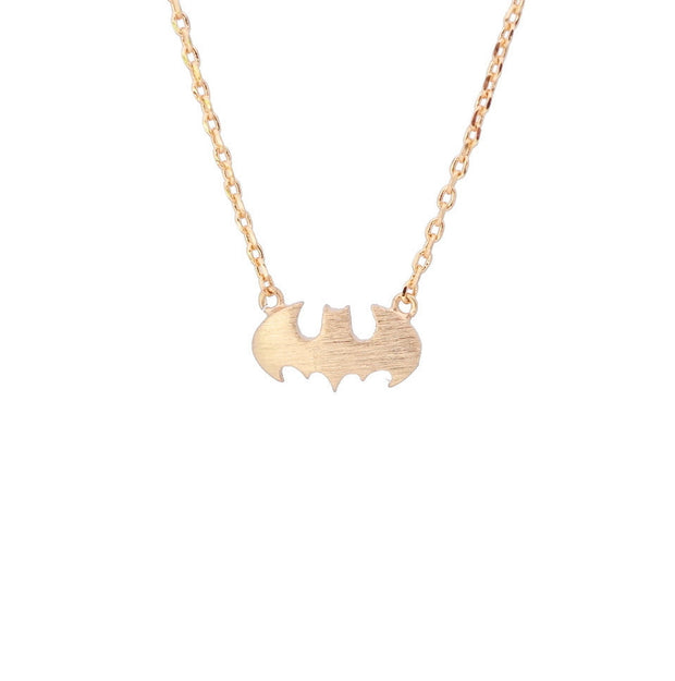 Batman Rose Gold Necklace - Majolie