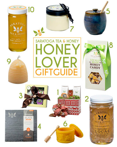 Honey Lover Gift Guide