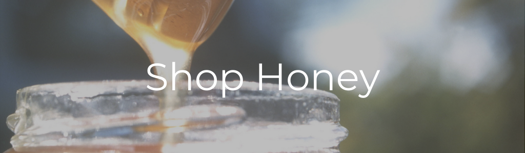 """click through image of dripping honey with the words """"shop honey"""""""