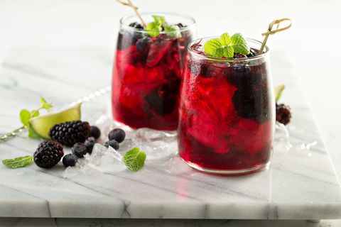 Crimson Berry Cocktail