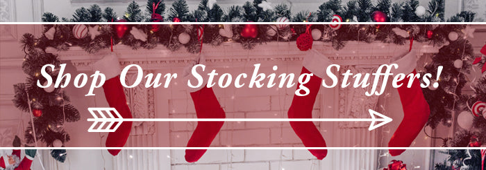 Shop Our Stocking Stuffers! Items