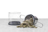 Folding Handle Tea Infuser w/ Case