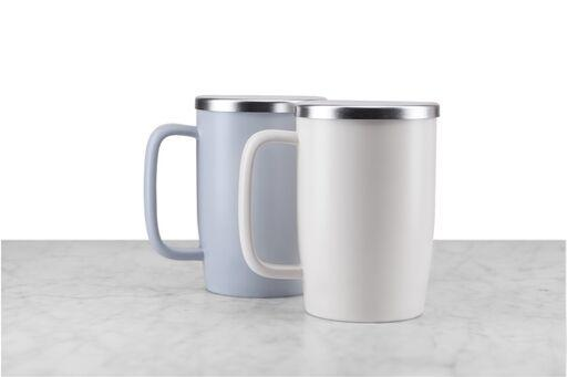 Dew Mugs with Infuser, 18 oz