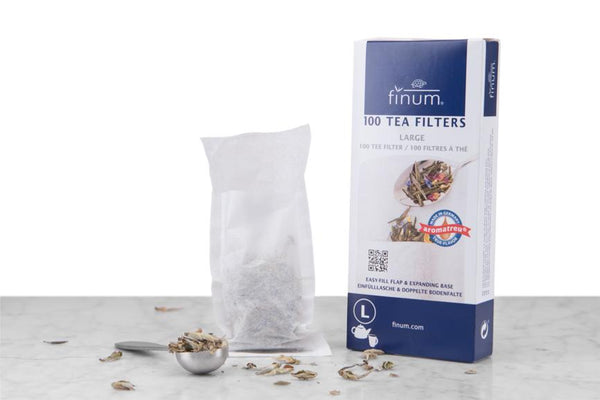 Finum Tea Bag, 100ea
