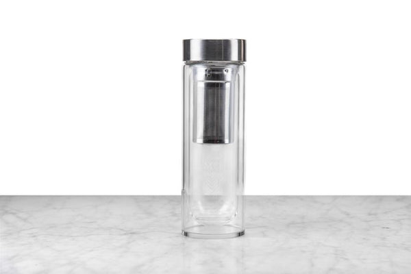 Glass Tea Infuser Flask