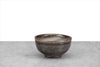 grey speckled pottery bowl for snacks or tea