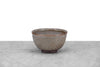 earthen tone hand thrown ny pottery tea bowl