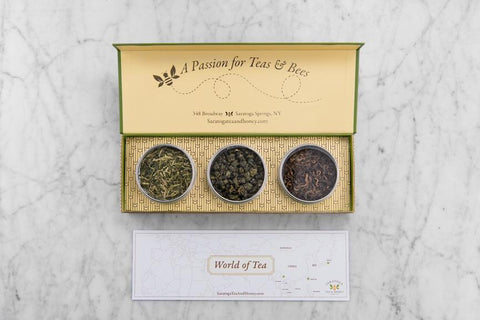 World Of Tea Gift Set